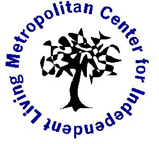 Metropolitan Center for Independent Living logo