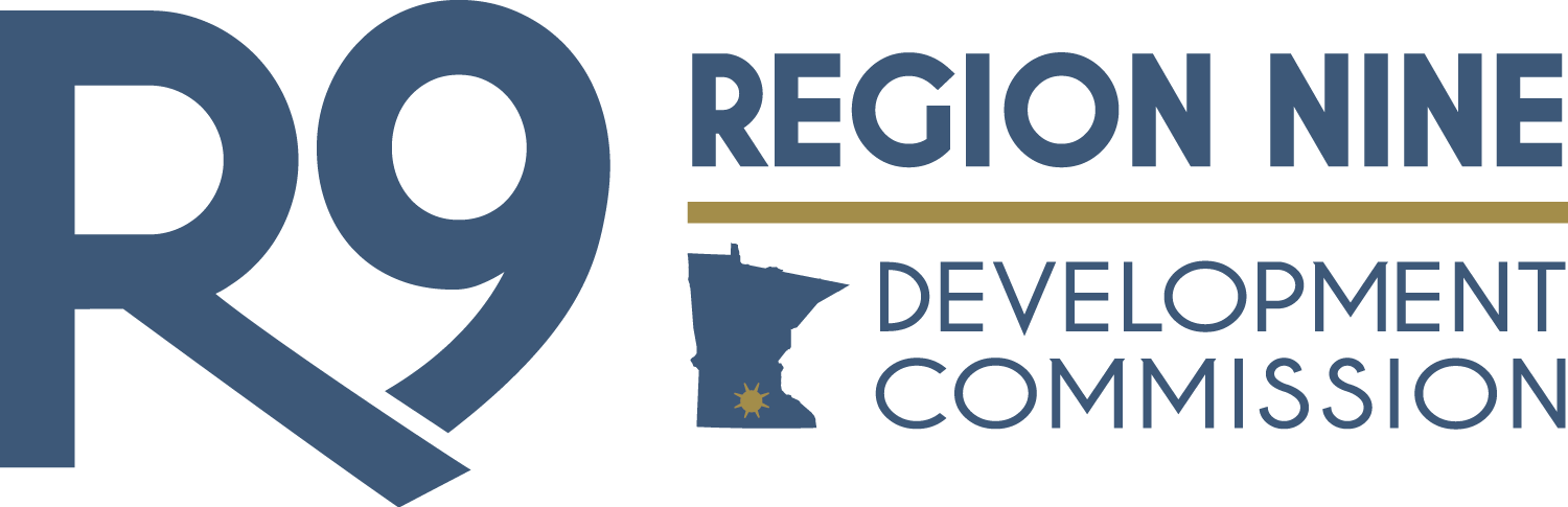 Region Nine Development Commission logo