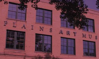 Plains Art Museum building