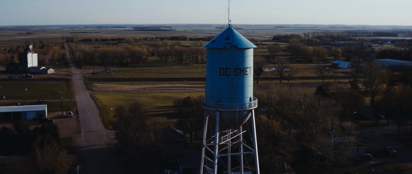 De Smet Water Tower