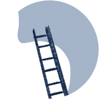 Ladder Illustration